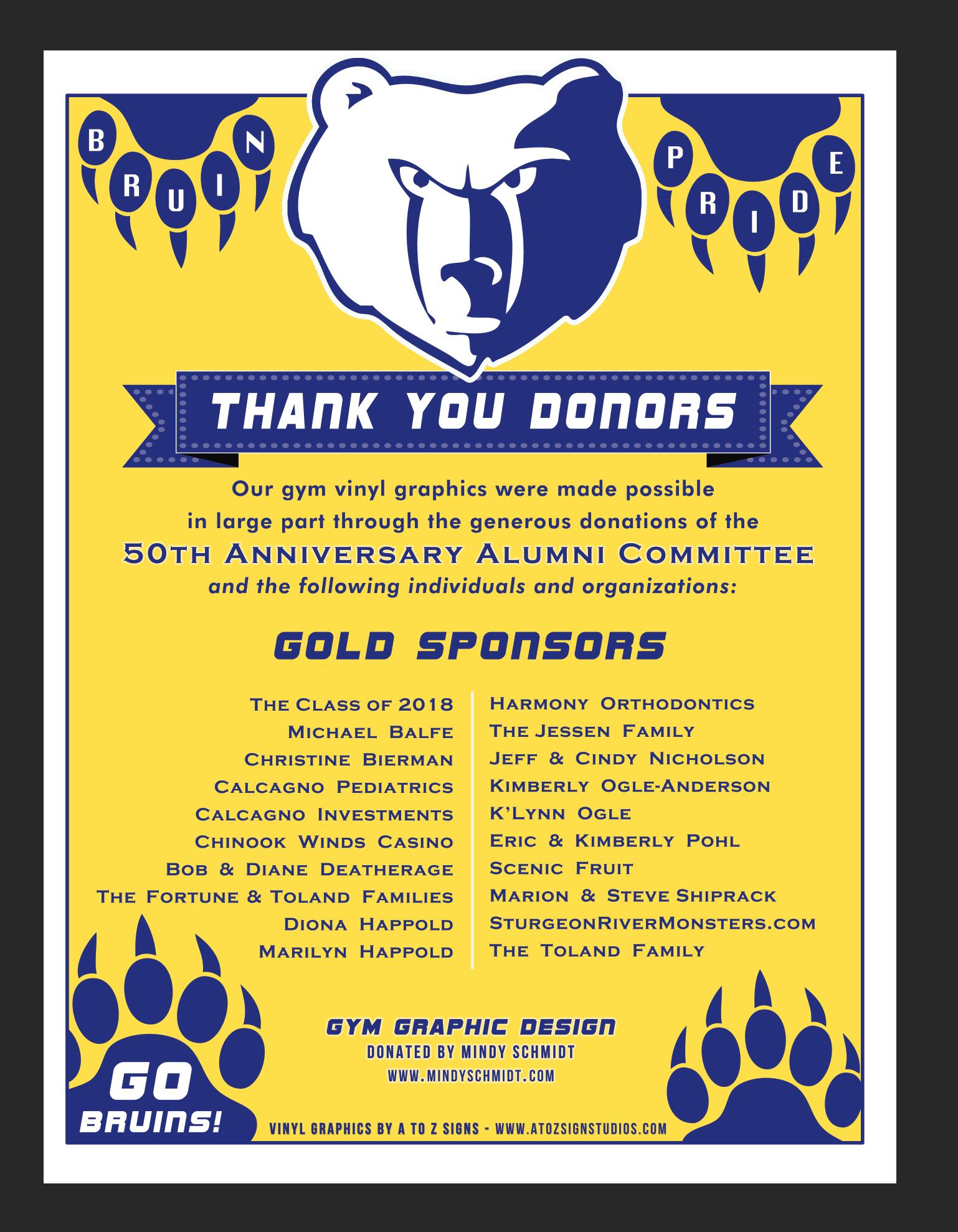 Go Bruins! – Mindy Schmidt Imaging Services
